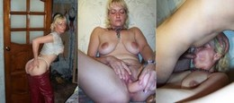 Free homemade porn - blonde swinger..