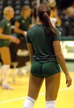 Beautiful ass student in a incredible..