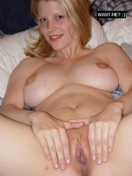 Beautiful MILF wife showing her big..